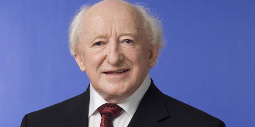 İrlanda cumhurbaşkanı Güney Kıbrıs'a resmi ziyaret gerçekleştirecek