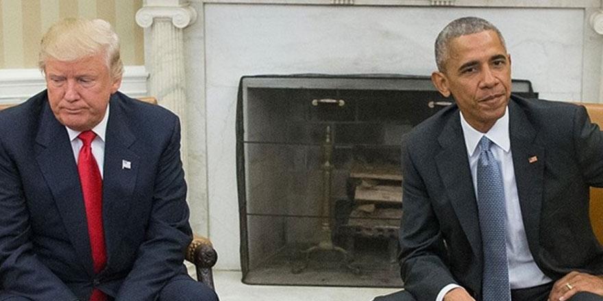 """""""Trump'ın Suriye ikilemini Obama'nın ekibi oluşturdu"""""""