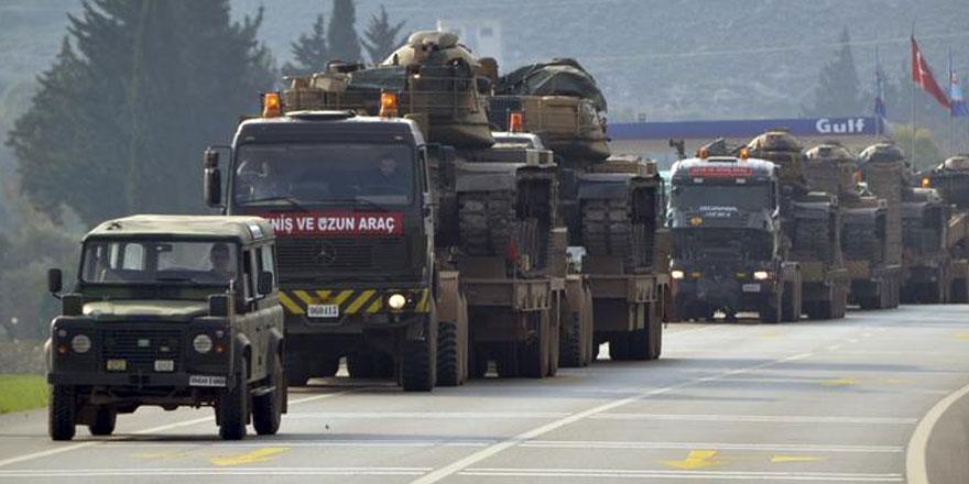 """Türkiye'den operasyon """"kısa sürede"""" başlayacak açıklaması"""
