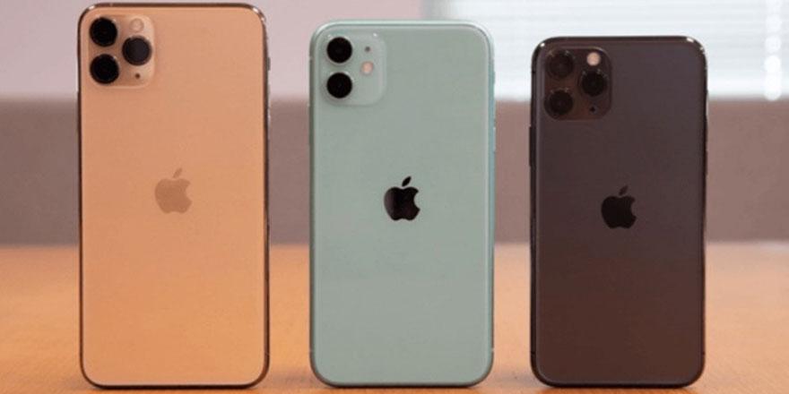 iPhone 11'lerin Türkiye satış fiyatları belli oldu!