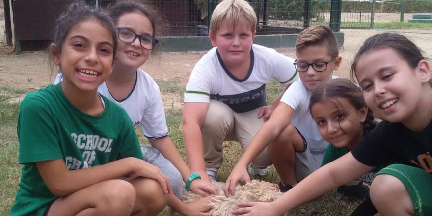 """Doğu Akdeniz Doğa Anaokulu- İlkokulu'ndan  """"Bir kap mutluluk"""" farkındalığı"""