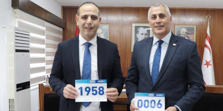 Maliye Bakanı Amcaoğlu bu yıl da Lefkoşa maratonu'na katılacak