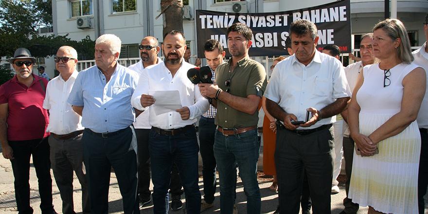 """""""Sayın Cumhurbaşkanı, Kıbrıslı Türklerin sesi ve vicdanı olmuştur"""""""