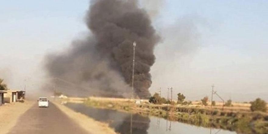 Bağdat'ta Haşdi Şabi silah deposuna saldırı