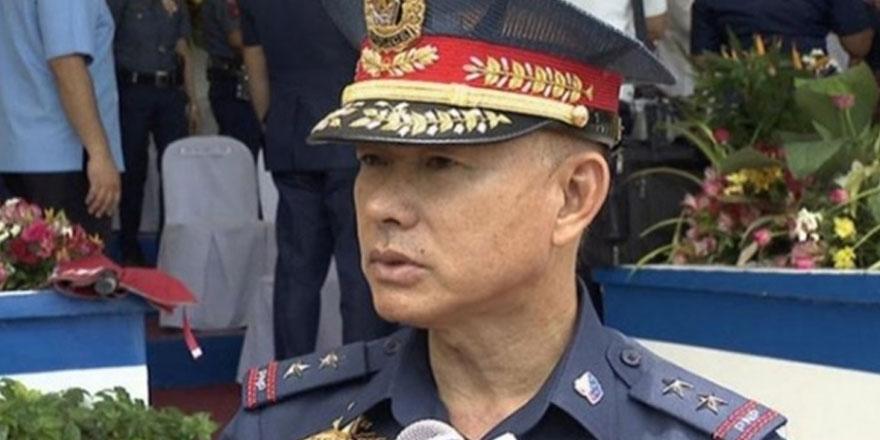Filipinler Emniyet Genel Müdürü istifa etti