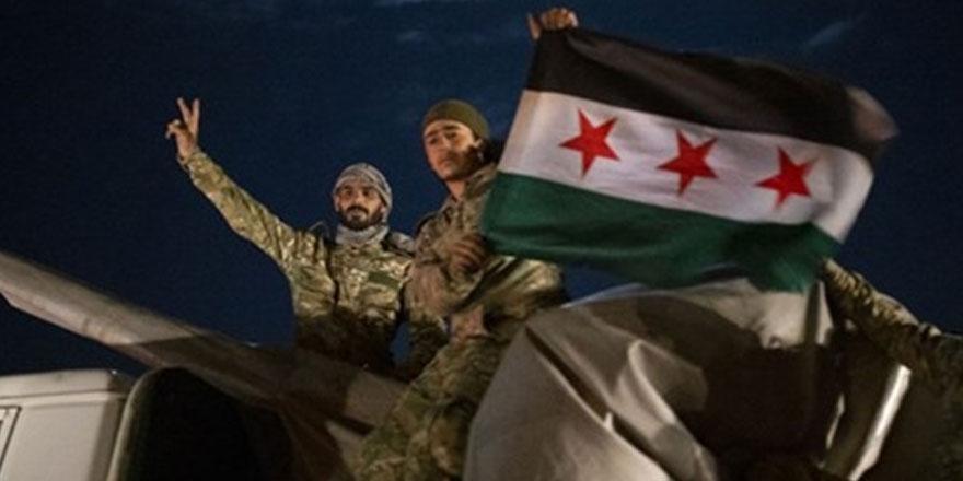 Suriye Milli Ordusu'ndan son 2 günde 7 asker şehit oldu