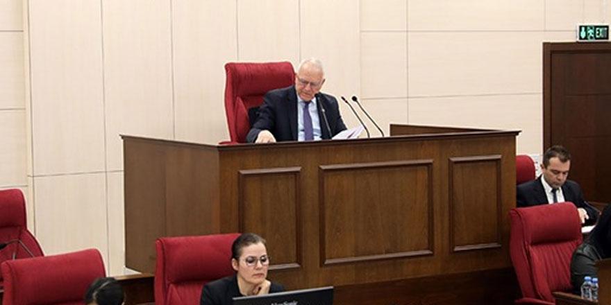 CTP, TDP ve DP milletvekilleri salonu terk etti