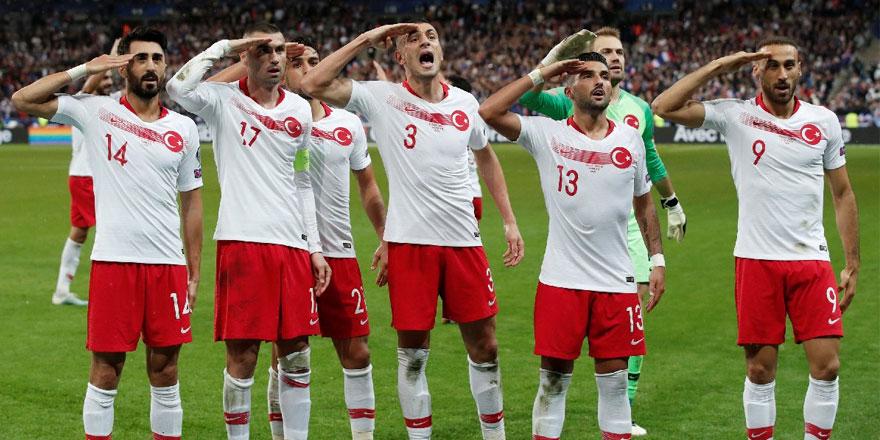 Fransa Türkiye maçı sonrası Fransa Spor Bakanı'nından şok talep!