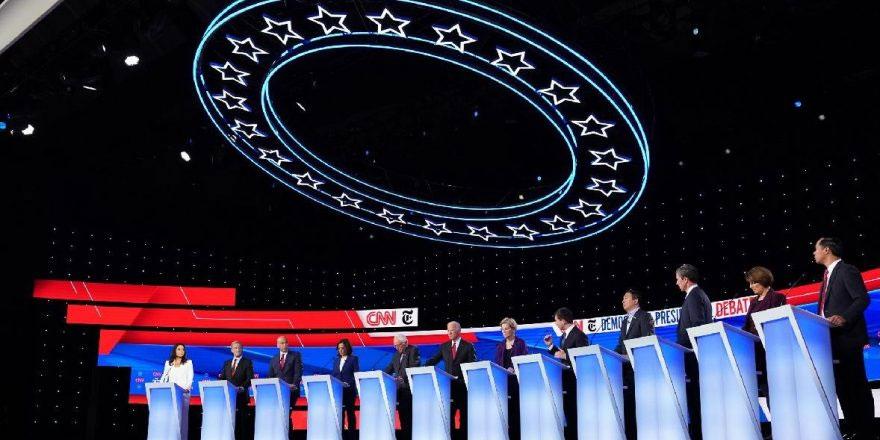 Başkanlık yarışında ana tartışma konusu Türkiye