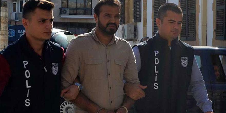 Sahte transkriptten tutuklandı