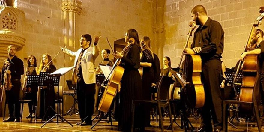 17. Uluslararası Kuzey Kıbrıs müzik festivali'nde yarın akşam Morrıcone film müzikleri konseri var