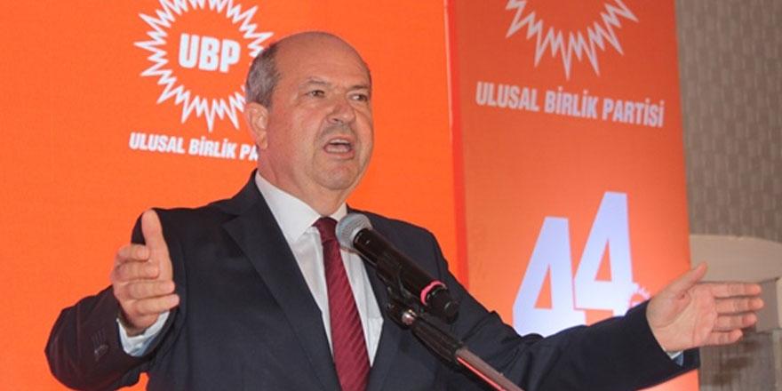"""""""Cumhurbaşkanlığı'nda UBP'nin vizyonunu sergileyecek biri lazım"""""""