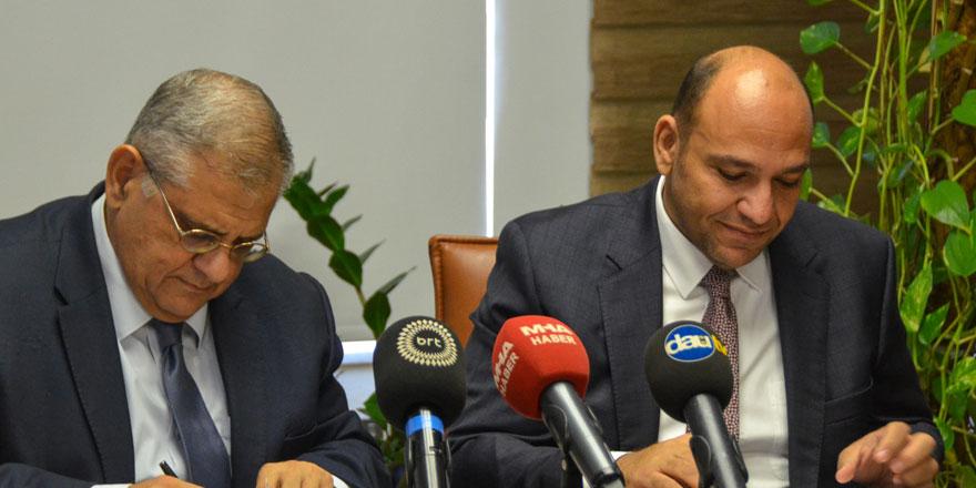 Bayındırlık ve Ulaştırma bakanlığı ile DAÜ arasında protokol imzalandı