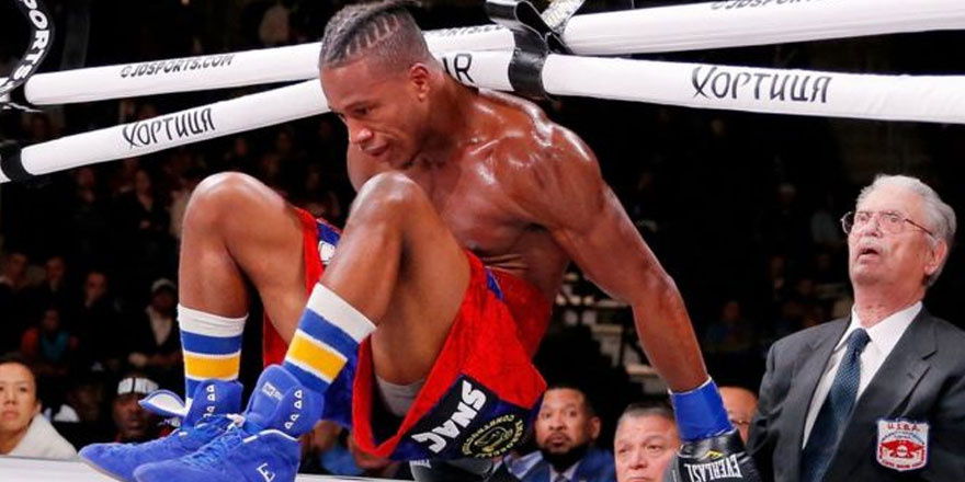 Şampiyon boksör nakavt olduğu maçtan günler sonra öldü