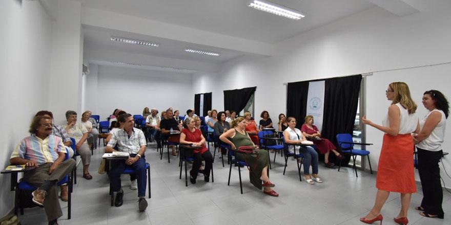 60+ Tazelenme Üniversitesi 2019-2020 Yılı Güz Dönemi Dersleri Başladı…