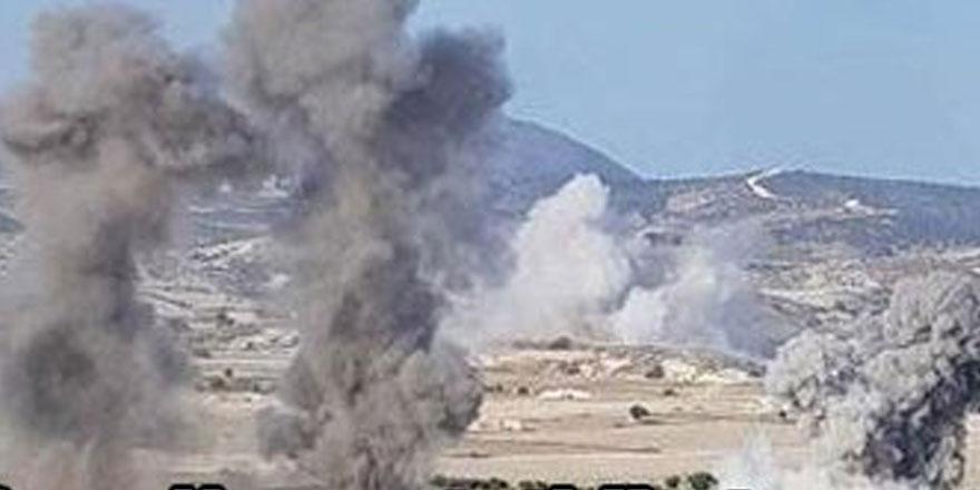Yunan F16'lar KKTC Üzerinde Geçti