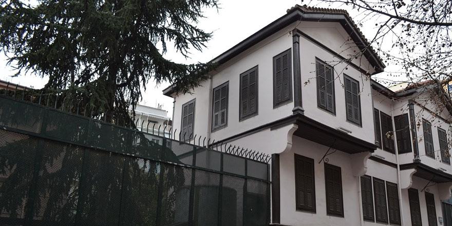 Atatürk'ün evine saldırı girişimi