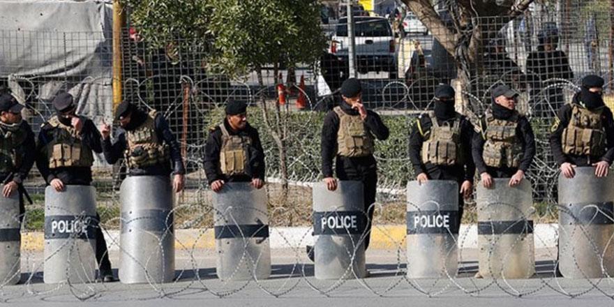 41 kadın polise operasyon