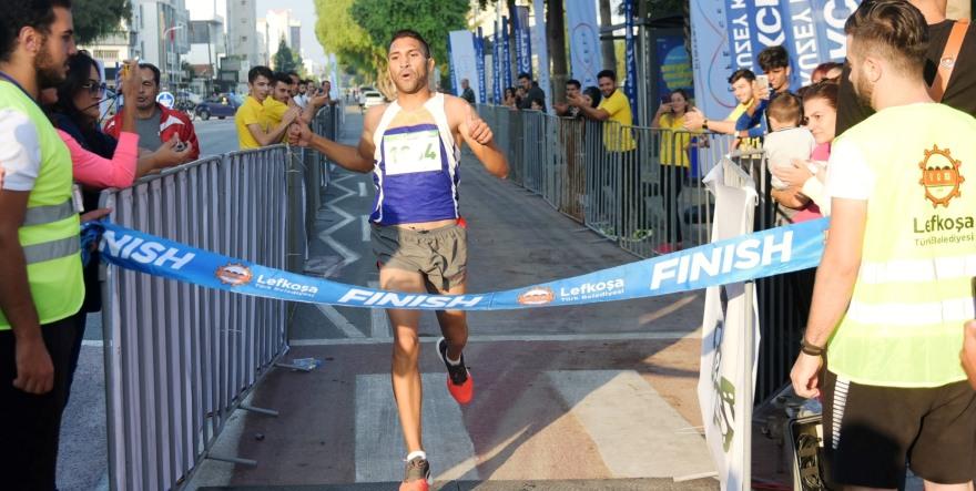 Maratonu'nun 10 ile 21 km sonuçları açıklandı