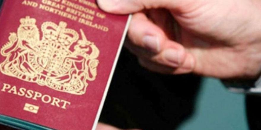 Ercan'dan sahte pasaportla çıkmaya çalışırken tutuklandı