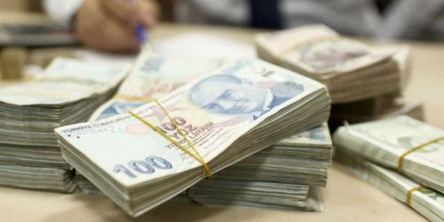 Hazine, 4,4 milyar lira borçlandı