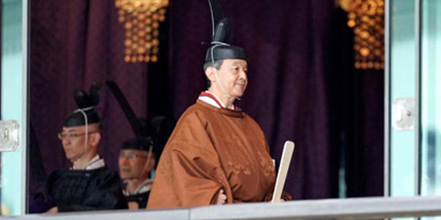 Yeni Japon imparatoru tahta çıktı ilk işi ne oldu