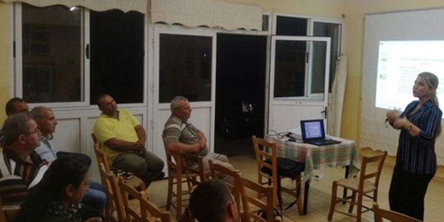 Tarım Dairesi eğitim çalışmalarına yarın Balıkesir köyü ile devam edecek