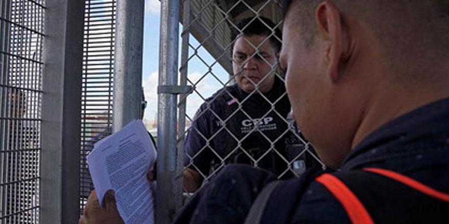 Sığınmacı ve göçmenlerden DNA örneği alacaklar