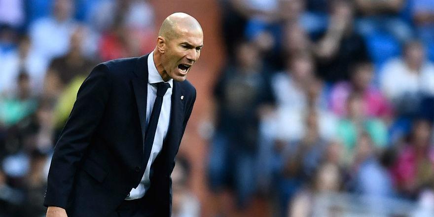 Zinedine Zidane: 'Bizi yenilgiden Courtois kurtardı'