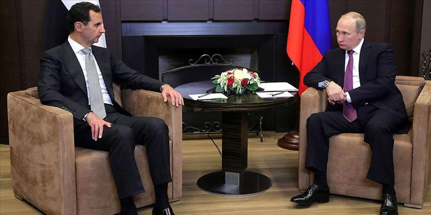 Kremlin: Esad, Soçi Mutabakatı'na tam desteğini açıkladı