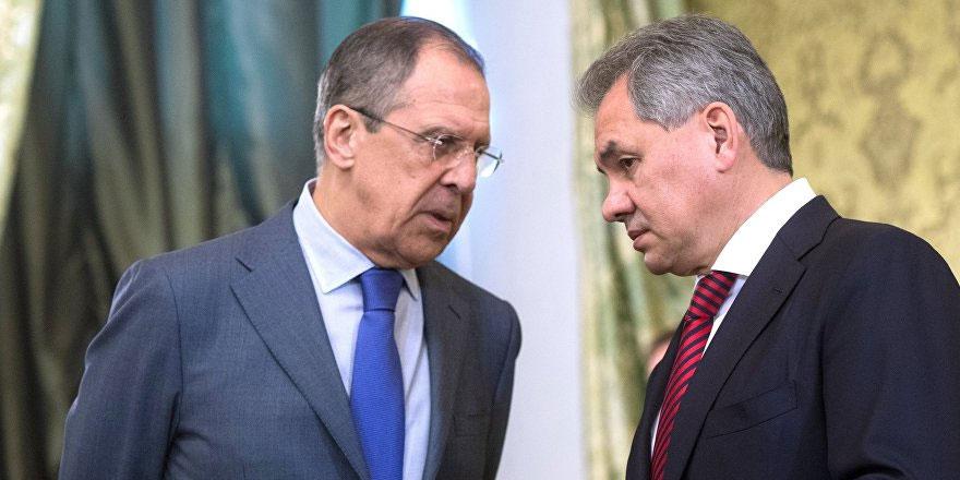 Soçi zirvesinde gazetecilerin davranışları Lavrov ve Şoygu'yu kızdırdı