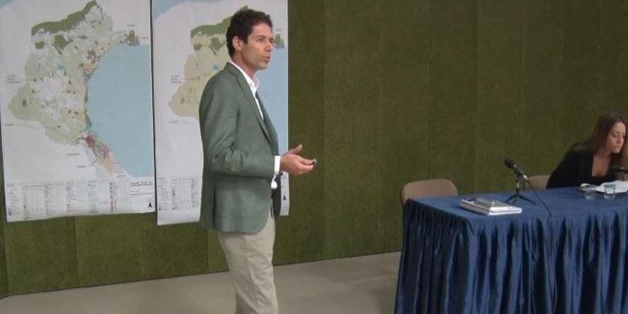 Gazimağusa-Yeniboğaziçi-İskele  İmar planı toplantısı gerçekleştirildi