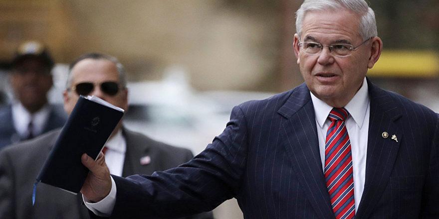 Demokrat Senatör Menendez'den ABD Dışişleri'ne 'Türkiye' eleştirisi