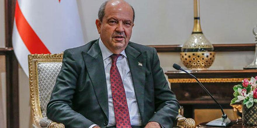 """""""Türkler, Doğu Akdeniz'de Rumlar kadar hak sahibidirler"""""""