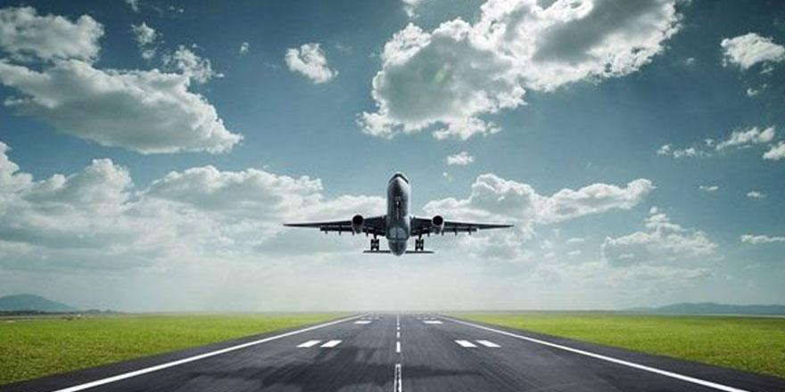 Uçuşlarda düşüş