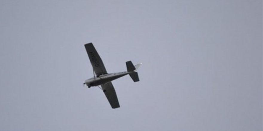 Meksika'da küçük uçak düştü: 5 ölü