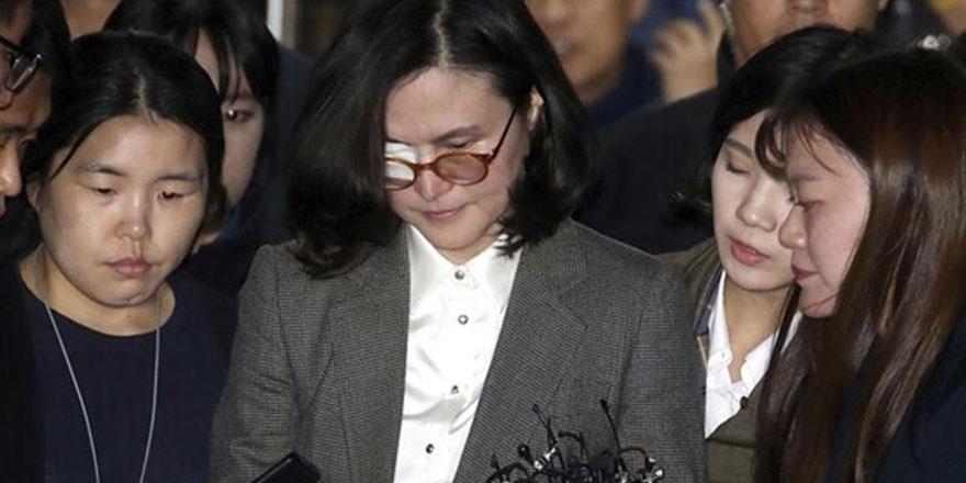 Güney Kore'de Eski Adalet Bakanı Cho'nun eşi tutuklandı