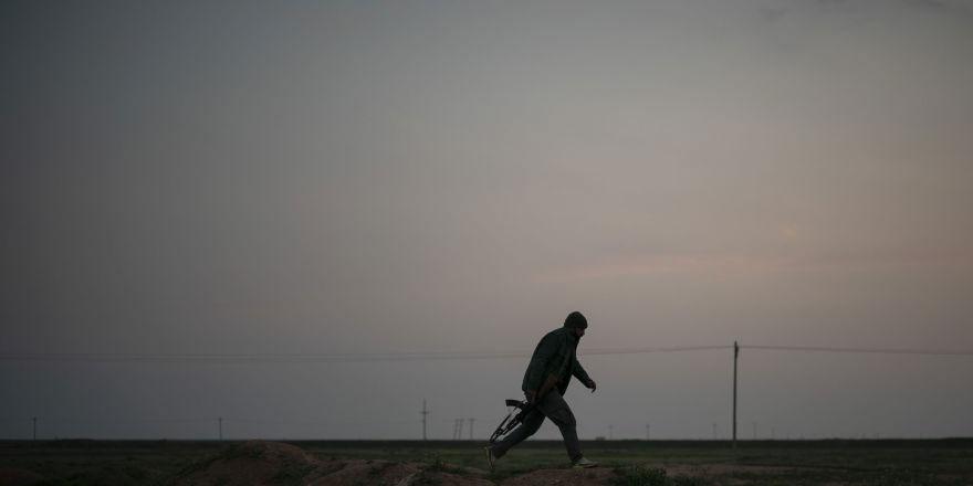 Rusya: Kürt güçler, Suriye-Türkiye sınırından çekilmeye başladı
