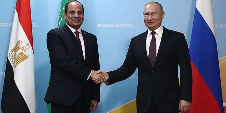 Putin'den Afrika atağı