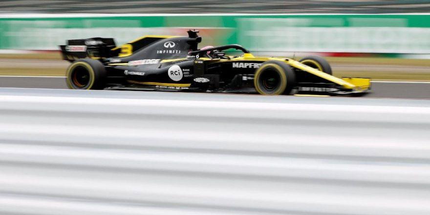 Formula 1'de Renault'ya şok ceza!