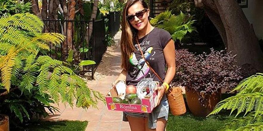 Burcu Kara: Çok meyve kilo yapıyor