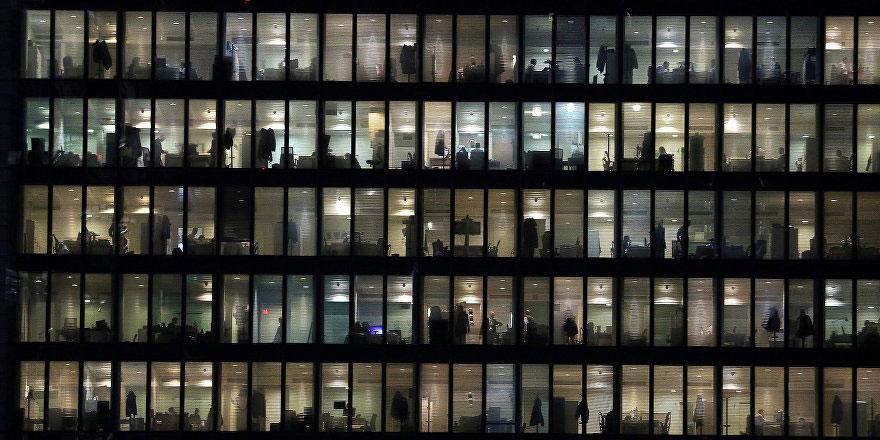 Bilim insanları bir modelle ofis çalışanlarının gelecekte neye benzeyeceğini ortaya koydu