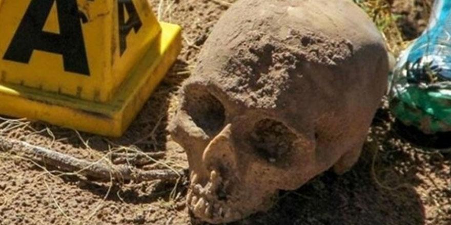 Meksika'da 42 kafatası ve kemik parçaları bulundu