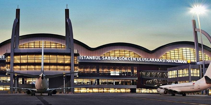 Sabiha Gökçen Uluslararası Havalimanı'nı 240 milyon yolcu kullandı