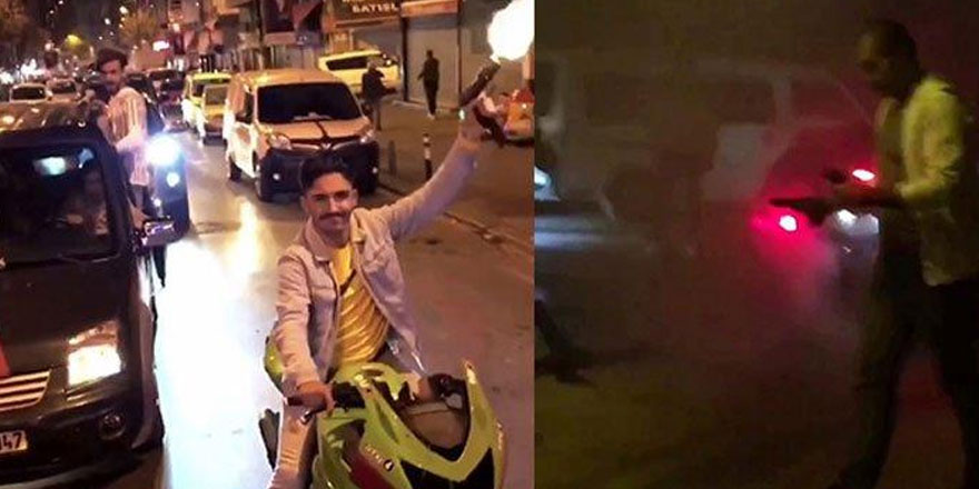 İstanbul'da magandalar tek tek yakalandı! Ceza yağdı
