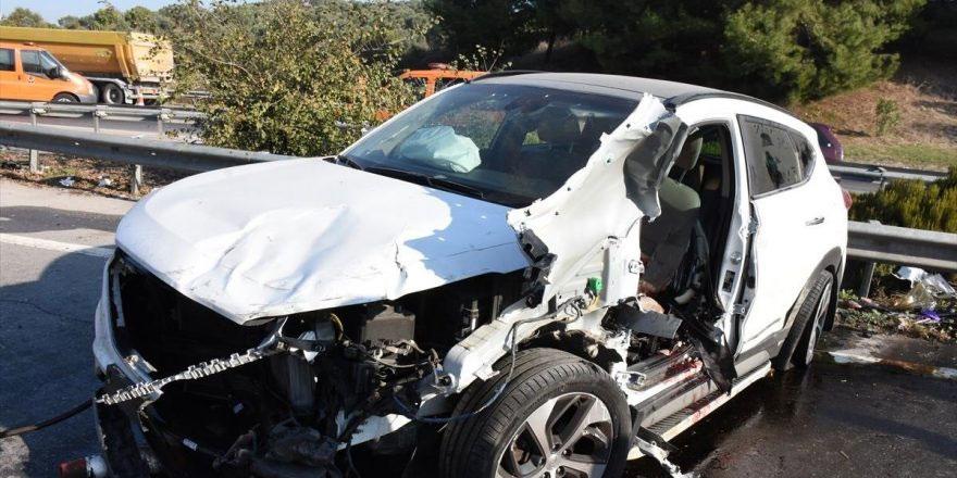 Kick Boks Milli Takım Antrenörü Karlı geçirdiği trafik kazasında hayatını kaybetti