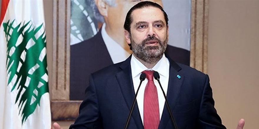 Lübnan Başbakanı Hariri istifasını sundu