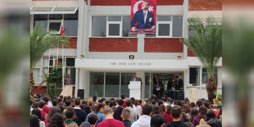 Yakın Doğu Kolejinde Cumhuriyet Coşkusu…
