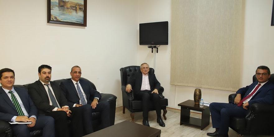Rusya Federasyonu Büyükelçisi CTP'yi ziyaret etti