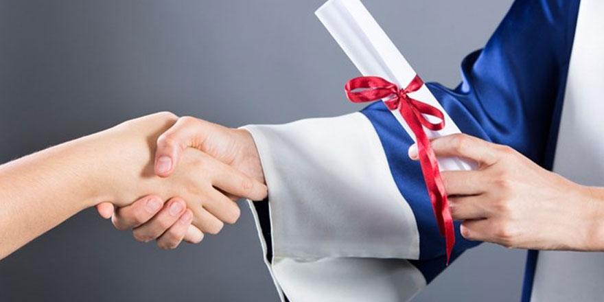 Diploma kiralayanlara ağır cezalar geliyor!